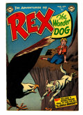 Golden Age (1938-1955):Miscellaneous, Adventures of Rex the Wonder Dog #14 (DC, 1954) Condition: FN+....