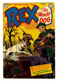 Golden Age (1938-1955):Miscellaneous, Adventures of Rex the Wonder Dog #4 (DC, 1952) Condition: VG....