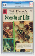 Silver Age (1956-1969):Miscellaneous, Four Color #749 Secrets of Life - File Copy (Dell, 1956) CGC NM 9.4 Off-white to white pages....