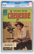 Silver Age (1956-1969):Western, Cheyenne #23 File Copy (Dell, 1961) CGC NM/MT 9.8 Off-white towhite pages....