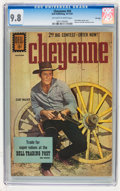 Silver Age (1956-1969):Western, Cheyenne #24 File Copy (Dell, 1961) CGC NM/MT 9.8 Off-white towhite pages....