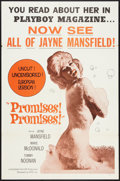 "Movie Posters:Sexploitation, Promises! Promises! (NTD, 1963). One Sheet (27"" X 41""). Sexploitation.. ..."