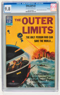 Silver Age (1956-1969):Science Fiction, Outer Limits #6 File Copy (Dell, 1965) CGC NM/MT 9.8 Off-white towhite pages....