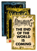 Silver Age (1956-1969):Alternative/Underground, Humbug #1-11 Group (Humbug, 1957-58) Condition: Average VG/FN....(Total: 11 Comic Books)