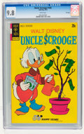 Bronze Age (1970-1979):Cartoon Character, Uncle Scrooge #105 File Copy (Gold Key, 1973) CGC NM/MT 9.8 Whitepages....