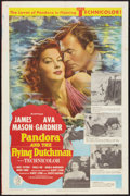 "Movie Posters:Romance, Pandora and the Flying Dutchman (MGM, 1951). One Sheet (27"" X 41""). Romance.. ..."