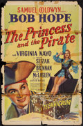 """Movie Posters:Comedy, The Princess and the Pirate (RKO, 1944). One Sheet (27"""" X 41""""). Comedy.. ..."""