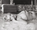 Photographs, JOHN FLOREA (American, 1916-2000). Marilyn Monroe, 1953. Gelatin silver, printed later. 16 x 19-3/4 inches (40.6 x 50.2 ...