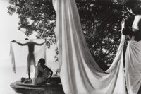 MARC RIBOUD (French, b. 1923) Bénarès India, 1956 Gelatin silver, printed later Paper: 11 x 14 in