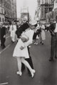 ALFRED EISENSTAEDT (American, 1898-1995) V.J. Day, Times Square, New York City, 1945 Gelatin silver, 1991 17-1/2 x 11