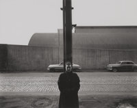 HARRY CALLAHAN (American, 1912-1999) Eleanor, Chicago, 1953 Gelatin silver 7-5/8 x 9-5/8 inches (