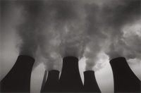 MICHAEL KENNA (British/American, b. 1953) Ratcliffe Power Station, Plate 41, Study 5, 1986 Sepia and