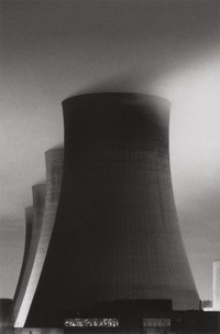 MICHAEL KENNA (British/American, b. 1953) Ratcliffe Power Station, Plate 30, Study 1, 1984 Sepia and