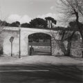 Photographs, HARRY CALLAHAN (American, 1912-1999). Rome, 1968. Gelatin silver. 7-1/4 x 7-1/4 inches (18.4 x 18.4 cm). Recto: signed o...