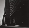 Photographs:Contemporary, HARRY CALLAHAN (American, 1912-1999). New York, 1971.Gelatin silver. 7-1/8 x 7-1/4 inches (18.1 x 18.4 cm). Recto:sign...