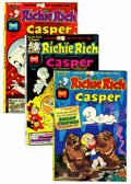 Bronze Age (1970-1979):Cartoon Character, Richie Rich and Casper #1-45 File Copies Group (Harvey, 1974-82)Condition: Average VF/NM.... (Total: 45 Comic Books)