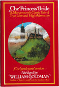 Books:Signed Editions, William Goldman. The Princess Bride: S. Morgenstern'sClassic Tale of True Love and High Adventure. New York...