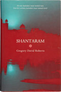 Books:Signed Editions, Gregory David Roberts. Shantaram. Melbourne: ScribePublications, [2003].. First edition. Signed by the author...