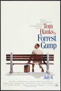 "Movie Posters:Comedy, Forrest Gump (Paramount, 1994). One Sheet (27"" X 40"") DS Advance. Comedy.. ..."