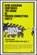 "Movie Posters:Action, French Connection II (20th Century Fox, 1975). One Sheets (2) (27"" X 41"") Styles A & D. Action.. ... (Total: 2 Items)"