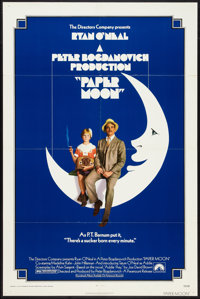 """Paper Moon Lot (Paramount, 1973). One Sheets (2) (27"""" X 41"""") and Insert (14"""" X 36""""). Comedy. ... (To..."""
