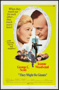 """Movie Posters:Mystery, They Might Be Giants (Universal, 1971). One Sheet (27"""" X 41""""). Mystery.. ..."""