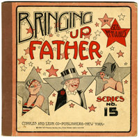 Bringing Up Father #15 (Cupples & Leon, 1929) Condition: GD/VG