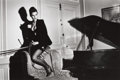Photographs:Contemporary, HELMUT NEWTON (German/Australian, 1920-2004). Saddle II,Paris, 1976. Gelatin silver, 1976. Paper: 16 x 20 inches (40.6...