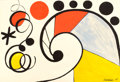 Post-War & Contemporary:Contemporary, ALEXANDER CALDER (American, 1898-1976). Untitled, 1967.Gouache on paper. 29-1/2 x 43 inches (74.9 x 109.2 cm). Signed a...
