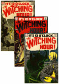 Bronze Age (1970-1979):Horror, The Witching Hour Group (DC, 1969-71) Condition: Average FN....(Total: 17 Comic Books)