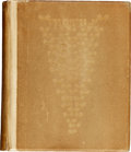Books:Signed Editions, Oscar Wilde. The Picture of Dorian Gray. London, New York & Melbourne: Ward Lock and Co., 1891.. Deluxe edition li...