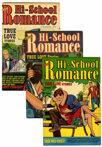 Hi-School Romance #1-75 File Copies Group (Harvey, 1949-63) Condition: Average VF/NM.... (Total: 77 Comic Books)