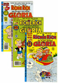Bronze Age (1970-1979):Humor, Richie Rich-Related File Copies Group Modern (Harvey, 1974-82)Condition: Average VF/NM.... (Total: 40 Comic Books)