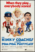 """Movie Posters:Comedy, The Kinky Coaches and the Pom-Pom Pussycats (Summa Vista, 1981). One Sheet (27"""" X 41""""). Comedy.. ..."""