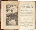 Books:First Editions, Isaac Newton. The Mathematical Principles of NaturalPhilosophy. Translated into English by Andrew Motte. To whi...(Total: 2 Items)
