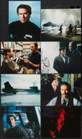 """Movie Posters:Action, Firefox (Warner Brothers, 1982). Deluxe Photo Set of 8 (8"""" X 10"""").Action.. ... (Total: 8 Items)"""