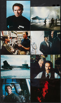 """Firefox (Warner Brothers, 1982). Deluxe Photo Set of 8 (8"""" X 10""""). Action. ... (Total: 8 Items)"""