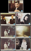 """Movie Posters:Mystery, Murder on the Orient Express (Paramount, 1974). Color Photos (7) (8"""" X 10"""") and French Lobby Cards (6) (9.5"""" X 12""""). Mystery... (Total: 13 Items)"""