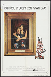 "The Thief Who Came to Dinner (Warner Brothers, 1973). One Sheets (2) (27"" X 41"") Styles A and B. Comedy. ... (..."