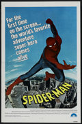 "Movie Posters:Action, Spider-Man (Columbia, 1977). One Sheet (27"" X 41""). Action. ..."