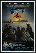 """Movie Posters:Action, Superman II (Warner Brothers, 1980). One Sheet (27"""" X 41""""). Action...."""