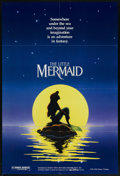 """Movie Posters:Animated, The Little Mermaid (Buena Vista, 1989). One Sheet (27"""" X 41"""") DS Advance. Animated. Starring the voices of Jodi Benson, Pat ..."""