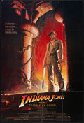 """Movie Posters:Adventure, Indiana Jones and the Temple of Doom (Paramount, 1984). One Sheet(27"""" X 40"""") Style A. Adventure.. ..."""