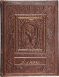 Books:First Editions, Edgar Allan Poe. Lenore. Boston: Published by Estes andLauriat, 1886. Number 133 of 280 limited edition copies....