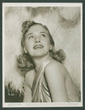 """Movie Posters:Miscellaneous, Priscilla Lane Lot (Warner Brothers, 1930s). Keybook Photo (8"""" X 10"""") and Photos (2) (8"""" X 10""""). Miscellaneous.. ... (Total: 3 Items)"""