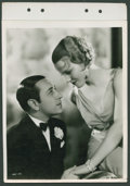"""Movie Posters:Drama, George Raft and Constance Cummings in """"Night After Night"""" (Paramount, 1932). Keybook Photo (7.75"""" X 11""""). Drama.. ..."""