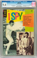 Silver Age (1956-1969):Adventure, I Spy #5 File Copy (Gold Key, 1968) CGC NM 9.4 Off-white to white pages....