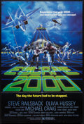 "Movie Posters:Science Fiction, Escape 2000 (New World, 1983). One Sheet (27"" X 41""). ScienceFiction.. ..."