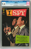Silver Age (1956-1969):Mystery, I Spy #1 File Copy (Gold Key, 1966) CGC NM 9.4 Off-white to whitepages....