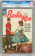 Silver Age (1956-1969):Romance, Barbie and Ken #3 File Copy (Dell, 1963) CGC NM 9.4 White pages....
